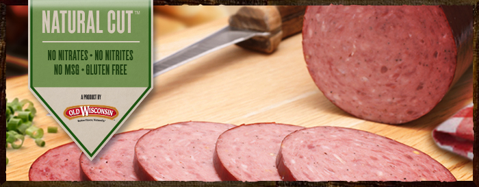 NC Summer Sausage Slices