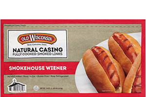 Natural Casing Smokehouse Wieners
